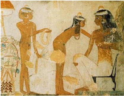 HIGIENE Y SALUD EN EL ANTIGUO EGIPTO