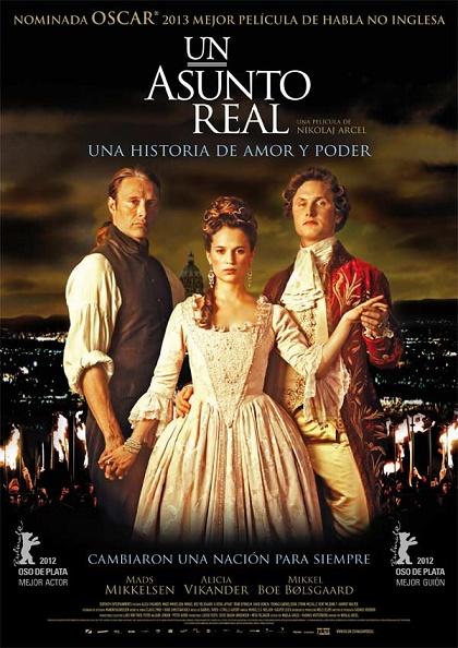 Cartel en español de la película