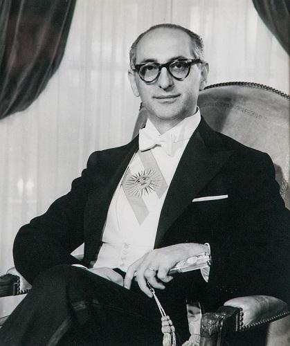 Arturo Frondizi, uno de los presidentes argentinos encarcelados en la isla Martín García