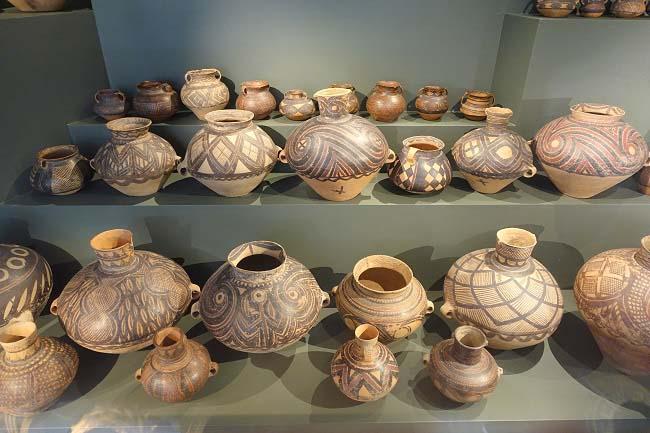 Cerámica neolítica de YangChao