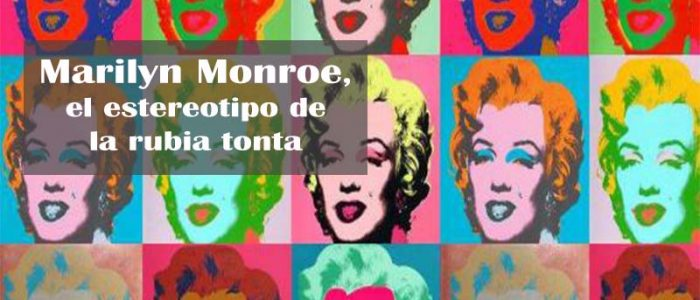 Marilyn Monroe en Pop Art