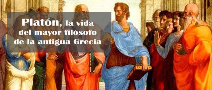 Platón en la Escuela de Atenas de Rafael