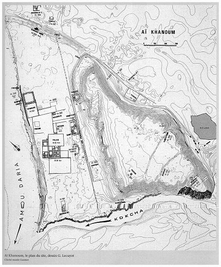 Plano de Ai Khanoum 2 (cemml.colostate.edu)