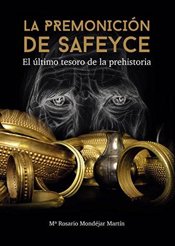 """Portada de la obra """"La premonición de Safeyce"""""""