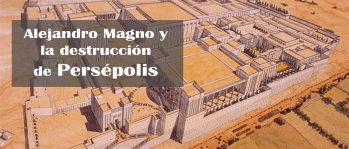 Reconstrucción de Persépolis
